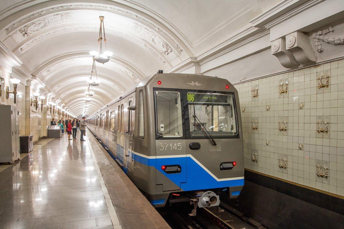 Безопасность при поездке в метрополитене!